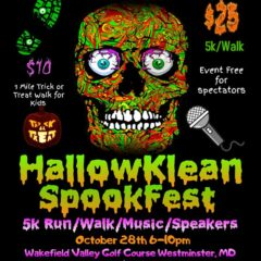 HallowKlean SpookFest & 5K Run