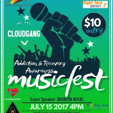 Addiction & Recovery MusicFest