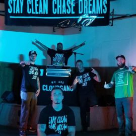 Stay Clean Chase Dreams Music Tour