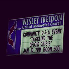 Community Forum on State of Addiction