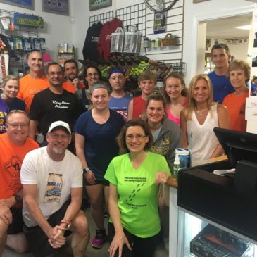 Tri Sport Junction Group Walk & Run