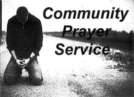 Community Prayer Service