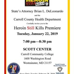 Heroin Still Kills Premiere – WATCH HERE