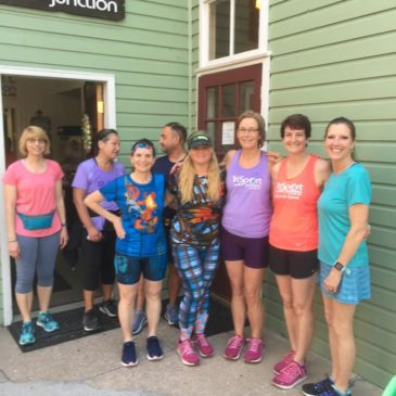 Thursday Night Training Series for Running & Riding For Recovery